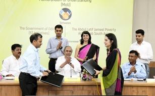 Odisha joins hands with Nobel laureate economist Abhijit Banerjee for poverty alleviation programmes