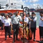 Union shipping minister emphasizes on faster development of Paradip PCPIR and coastal shipping