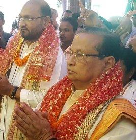 Odisha Congress: Dissidents  raise heads, wants Moquim to replace Niranjan