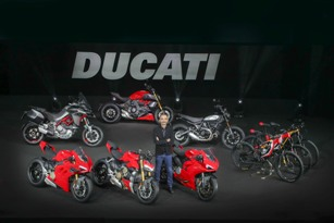 Ducati launches the all new Panigale V2 in India