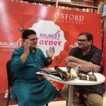 Kalinga Literary Festival Corner: Film maker Sabyasachi talks about content