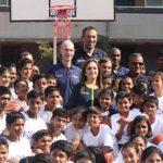 Nita Ambani to present ceremonial'Match Ball' to NBA