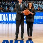 Reliance Foundation welcomes NBA to India