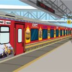 Rajdhani Express donning a new look
