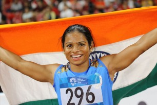 Dutee Chand eyes for Tokyo Olympics
