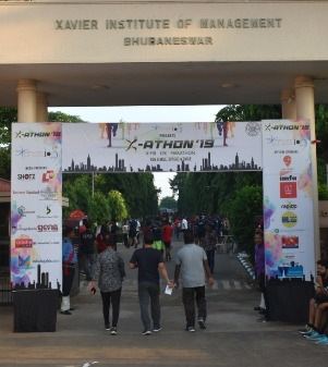 XIMB organises X-Athon & X-Enable 2019