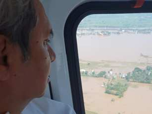 Odisha CM to make aerial survey of Cyclone Bulbul affected districts tomorrow
