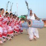 30 dance troupes from Lathikata in Synergy Lok Sanskrutik Mahotsav of Rourkela Steel Plant