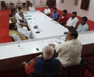 Odisha Congress to organise massive demonstration in Bhubaneswar on Nov 23