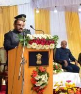 J & K's frist Lt. Governor Girish Murmu coming Odisha on Nov 17, to meet mother