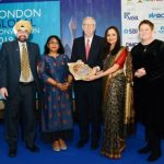 Shallu Jindal gets Golden Peacock Award for Social and Cultural Leadership at London