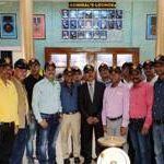 Naval Veteran Sailors Reunion At INS Chilika, Prelude to Navy Day Celebration