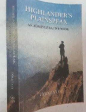 Taradatt's book Highlander's…to stir politics & bureaucracy in Odisha