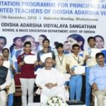 Odisha CM hands over appointment letters to 489 teachers, 8 principals of Adarsh Vidyalayas
