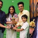 Manoj Bajpayee & Dhruv Sehgal wins big at Critics' Choice Shorts and Series Awards