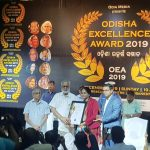 Odisha Excellence Award 2019 conferred on educationist Sabita Patnaik