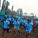 Sainik School Bhubaneswar & OMC Organise Biju Mini Marathan