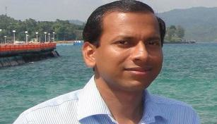 Odisha IAS officer Bijay Upadhyaya sent to jail for 14 days