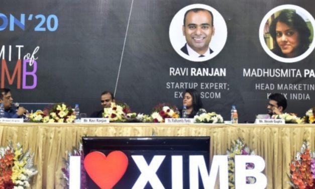 XIMB's entrepreneurship summit -Xavion 2020 concludes