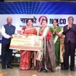 Odissi dance exponents Rupashree, Manushree, Bharat and Gaurishankar get Nalco Awards