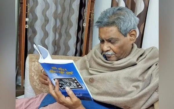 Film director Manmohan Mohapatra no more
