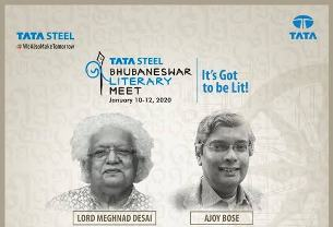Tata Steel Bhubaneswar literary meet from Jan 10