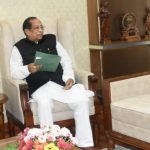 Odisha speaker calls on governor ahead of Assembly session