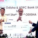HDFC Bank signs MoU with Odisha govt. for Startup ecosystem