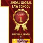 Jindal Global Law School India's #1 law school, ranks QS