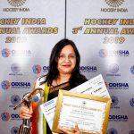 Odisha bags Hockey India Award