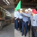 Rourkela Steel Plant dispatches Epoxy Coated Pipes for Durgapur Steel Plant