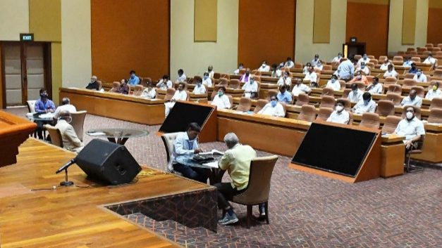 Odisha Assembly passes State budget for FY21