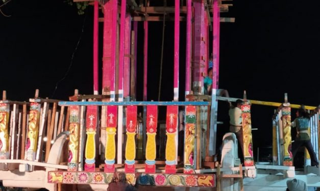 Lord Lingaraj's chariot ready, but will not roll this season