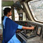 ECoR runs all women crew goods train on Intl' Women's Day eve