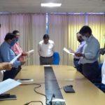 NTPC in Odisha & Assam observes  Anti-terrorism Day