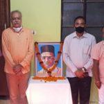 Bharat Raksha Manch observes Veer Savarkar Jayanti