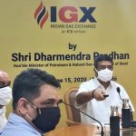 Union petroleum minister Pradhan launches Indian Gas Exchange