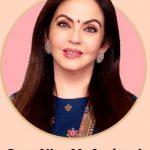 US's lifestyle magazine Town & Country magazine ranks Nita Ambani among top philanthropists of 2020