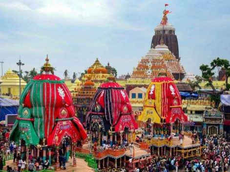 Odisha govt top officials huddled to conduct Puri Rath Yatra