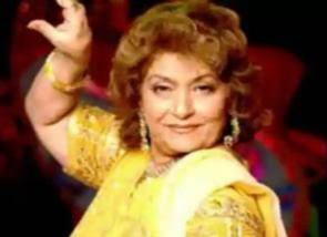 Bollywood queen choreographer Saroj Khan no more