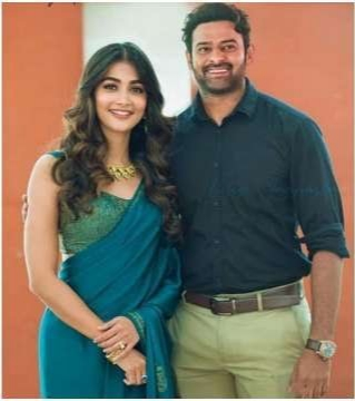 Airtel ad girl to feature in Prabhas's next movie