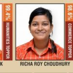 SAI International School student tops the State in CBSE Class XII Board Exam 2020