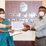 UK Odia Samaj donates Rs 7 lakh to Odisha CM Covid-19 Fund