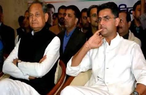 Rajasthan Congress govt saved