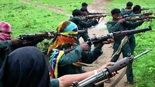 Four Naxals killed in police firing in Odisha