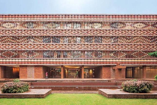 Int'l architecture mag Dezeen features Odisha Krushi Bhawan