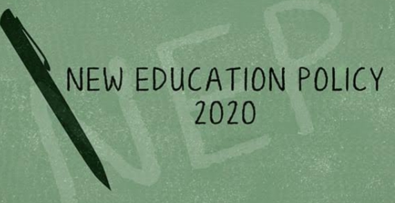 THE NEW EDUCATION POLICY 2020 AND PINK FLOYD'S                                        ANOTHER BRICK ON THE WALL