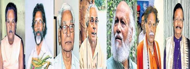 Odisha hands over Dharmapada Awards for fine arts