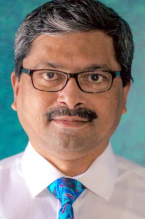 East Coast Railway's new Principal Chief Personnel Officer TK Mandal