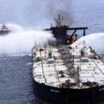 Indian shipping minister Mansukh Mandavyia appreciates MT New Diamond's rescue operation